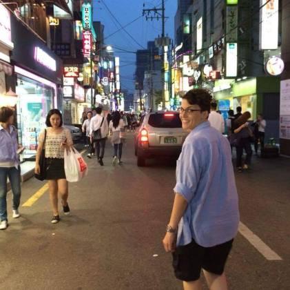 Hongdae 2016