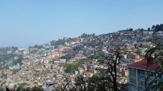 Colorful Shimla