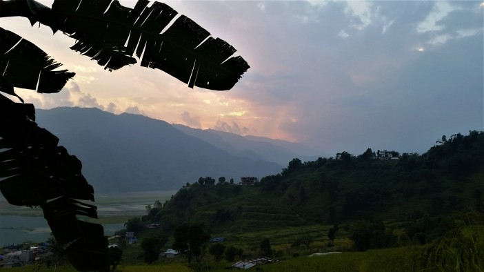 Pokhara Sunset 2