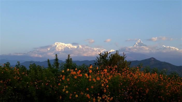 Pokhara Sunrise 4