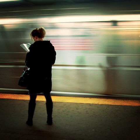 Reader-subway